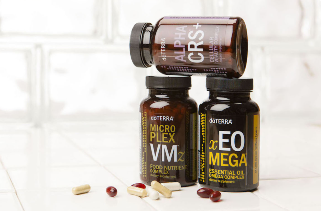 doTERRA LifeLong Vitality Vitamins